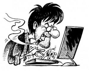 блоггер-профессионал