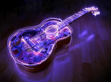 Красивая_гитара